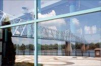 Riverfront reflection 2 - Owensboro