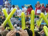 Coney Island - Hot Dog Eating Contest - 1