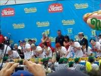 Coney Island - Hot Dog Eating Contest - 2