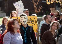 Occupy Bloomington march 37