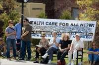 Health Care for All Now!
