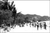 A Barranquilla beach