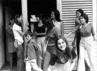 Barranquilla neighbor girls